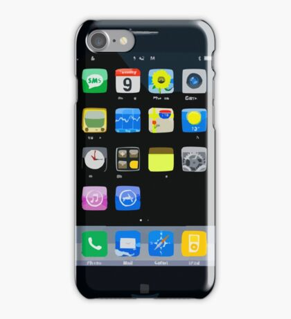 Apps & Icons iPhone Case/Skin