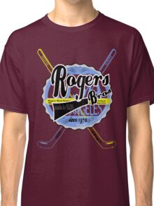 usa hockey tshirt by rogers bros co Classic T-Shirt