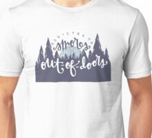 Smores & The Out-of-Doors Unisex T-Shirt