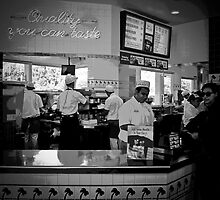 quality you can taste by Bruce  Dickson