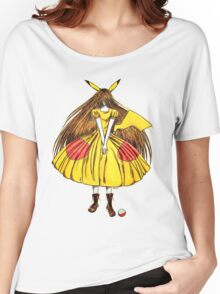 Lady Pikachu Women's Relaxed Fit T-Shirt