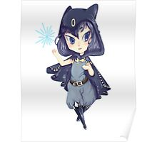 Chibi witch Poster