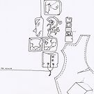 Petits Dessins Debiles - Small Weak Drawings#? - 2008/10/29 by Pascale Baud