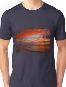 Sunset in Cancun, Mexico Unisex T-Shirt
