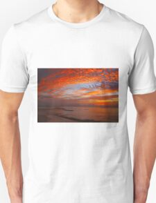 Sunset in Cancun, Mexico T-Shirt