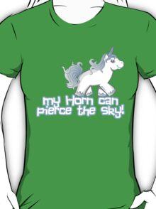 My Horn Can Pierce the Sky! T-Shirt