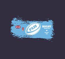 Fiji World Cup Rugby Supporter Unisex T-Shirt