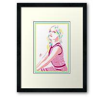 Gillian Jacobs  Framed Print