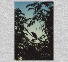 Blackbird Silhouette Kids Tee