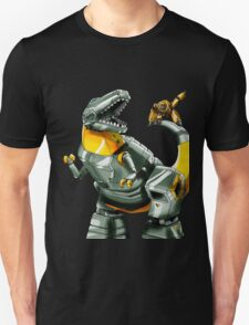 Transformers Grimlock and Wheelie Unisex T-Shirt