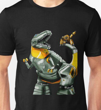 Transformers Grimlock and Wheelie Unisex T-Shirt