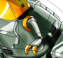 Transformers Grimlock and Wheelie Sticker