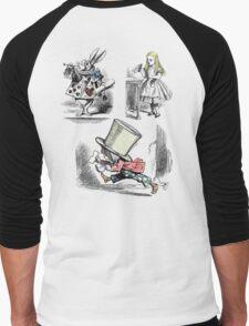 Alice in Wonderland Montage T Shirt T-Shirt