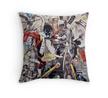 X Men 2. Throw Pillow