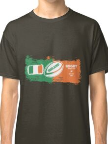 Ireland World Cup Rugby  Classic T-Shirt
