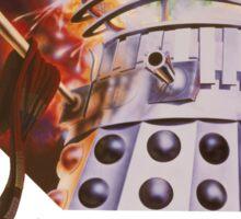 Dalek Destruction Sticker