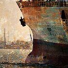 Leaving Southampton by dmacwill