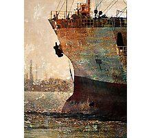 Leaving Southampton Photographic Print