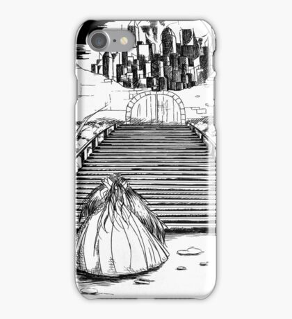 La Grande Entrée (The Entry) iPhone Case/Skin