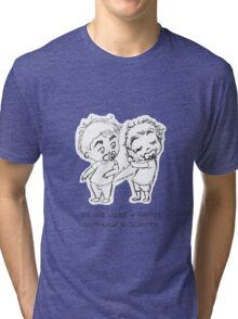 naptime companion Tri-blend T-Shirt