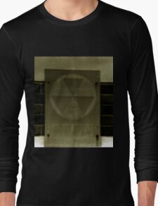 Fallout Shelter all are Welcome Long Sleeve T-Shirt