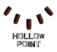 Hollow Point Merch - 1 Photographic Print
