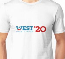 Kanye West for President 2020 Unisex T-Shirt
