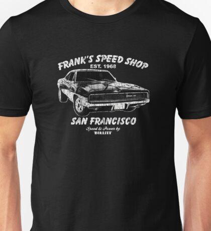 Frank's Speed Shop Unisex T-Shirt