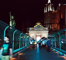New York in Vegas by bertadp