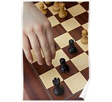 Kings and Pawns Poster