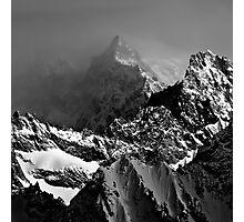 La Roche Faurio Photographic Print
