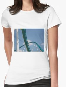 Fury 325 at Carowinds Womens Fitted T-Shirt