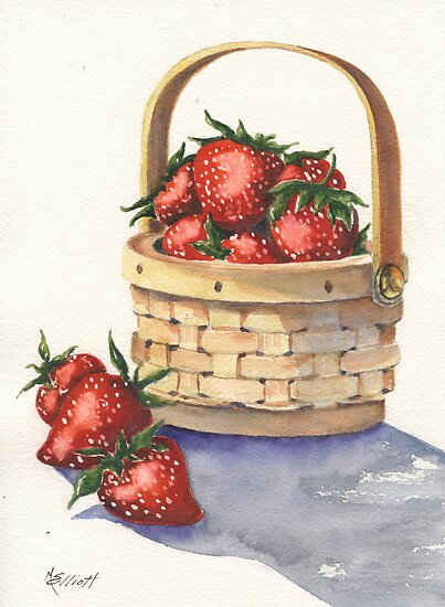 Berry Nice by Marsha Elliott