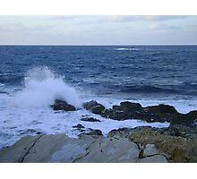 TRAPANI BEACH Photographic Print