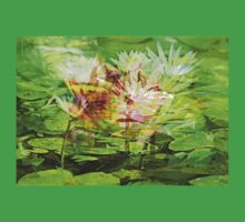 Choir of Water Lilies Baby Tee