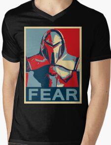 Vote for Cylon Mens V-Neck T-Shirt