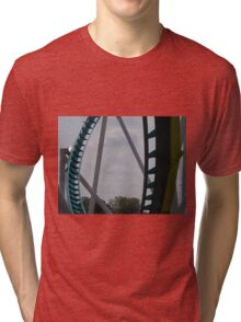 Fury 325 at Carowinds Tri-blend T-Shirt