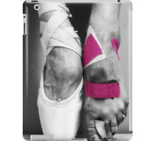 Damaged Soles iPad Case/Skin