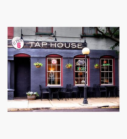 The Tap House - Erie, PA Photographic Print