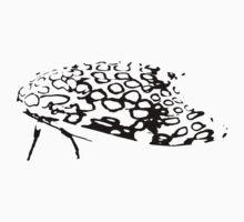 Giant Leopard Moth by agnesbonbon