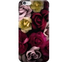 Dark Floral iPhone Case/Skin