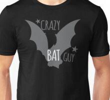 Crazy Bat Guy Unisex T-Shirt