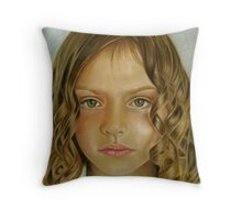 Indie 2 Throw Pillow