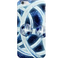 Orbiting Space Station iPhone Case/Skin