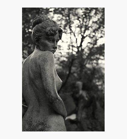 Naked Dublin girl Photographic Print