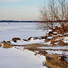 Lake Mendota in Winter by Madison Jacox