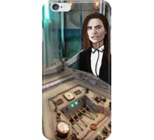 """""""I want to BE the Doctor"""" iPhone Case/Skin"""