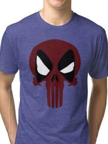 PUNISHERPOOL Tri-blend T-Shirt