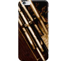 In The Wind iPhone Case/Skin