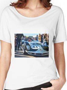John Bladon's 1965 Maclaren-Chevrolet MIA puts in an appearance at Goodwood Revival Women's Relaxed Fit T-Shirt